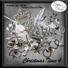 Christmas Time 4 by Doudou Design