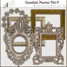 Essential Frames Vol 11 by ADB Designs