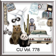 Vol. 778 - Travel-World by Doudou's Design