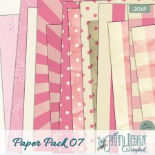 Paper Pack 07 Pathy Design