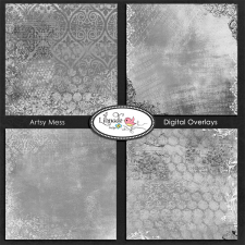 Artsy Mess Overlays Lilmade Designs