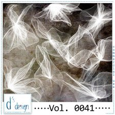 Vol. 0041 Tulle Mix by Doudou Design