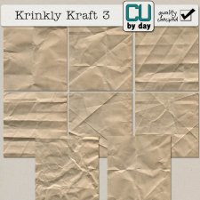 Krinkly Kraft Bundle - CUbyDay EXCLUSIVE