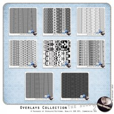 Overlays Collection the Bundle 2 by MoonDesigns