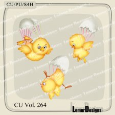 Animals Chick by Lemur Designs