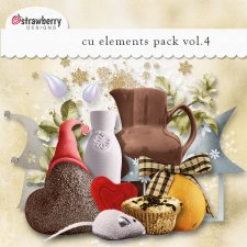 Element Mix Vol 4 by Strawberry Designs