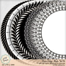 Deco Mats Vol 6 by ADB Designs