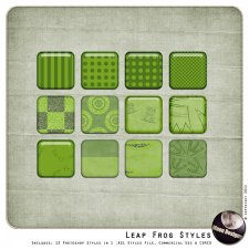 Leap Frog Styles by MoonDesigns