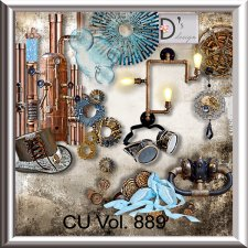 Vol. 889 - Steampunk Mix by Doudou's Design