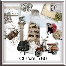 Vol. 760 - Travel-World by Doudou's Design