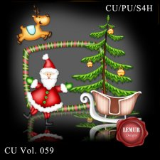 CU Vol 059 Christmas by Lemur Designs