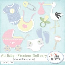 All Baby Collection by Kim Cameron