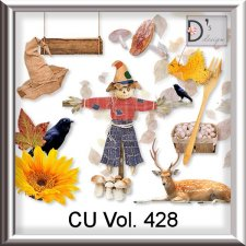 Vol. 428 Autumn Mix by Doudou Design