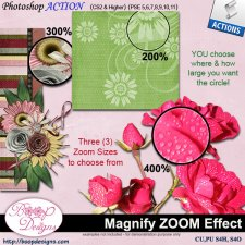 Magnify ZOOM Effect by Boop Designs