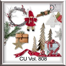 Vol. 808 christmas by Doudou Design