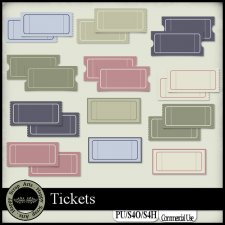 Tickets Elements