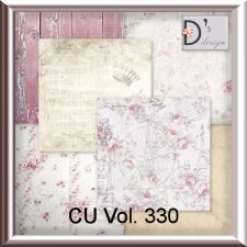 Vol. 330 Paper pack by Doudou Design