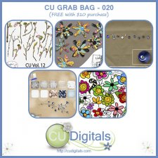 CU Scrap Grab Bag 020