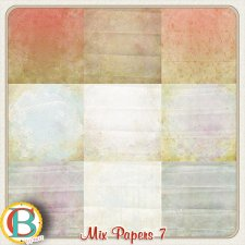 Mix Papers 7 by Benthaicreations