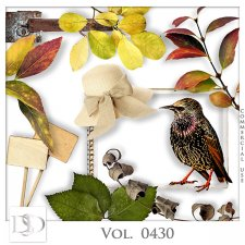Vol. 0430 Nature Mix by D's Design