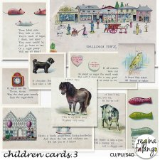 Children cards 3