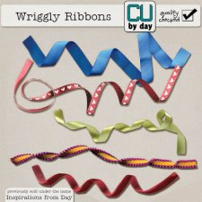 Wriggly Ribbons