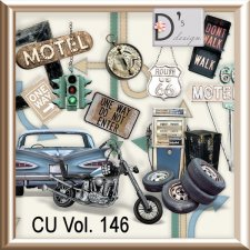 Vol. 146 Travel World pack by Doudou Design