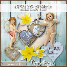 CU vol 103 St Valentin by Florju Designs