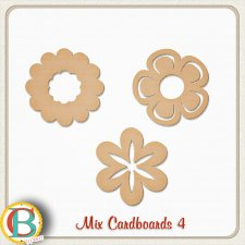 Mix Cardboards 4 by Benthaicreations