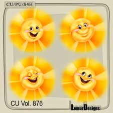 CU Vol 876 Sun by Lemur Designs