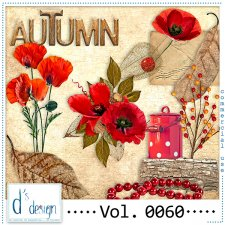 Vol. 0060 Autumn Mix by Doudou Design