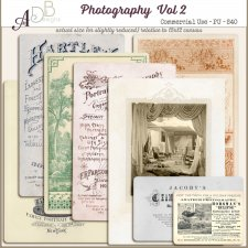 Photography Elements Vol 02 by ADB Designs