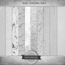 Wall textures vol1 by Graphic Creations