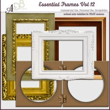 Essential Frames Vol 12 by ADB Designs
