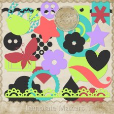 Template Makers 1 by Josy