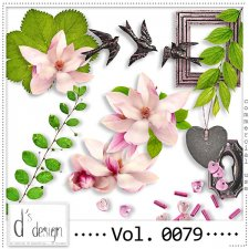 Vol. 0079 - Floral Mix by Doudou's Design