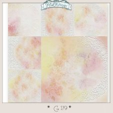 Cu set 179 Floral Papers by MLDesign