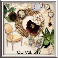 Vol. 517 Vintage Mix by Doudou Design