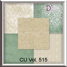 Vol. 515 Vintage Papers by Doudou Design