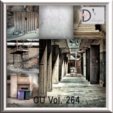 Vol. 264 Paper pack by Doudou's Design