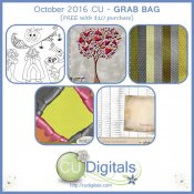 October 2016 Grab Bag