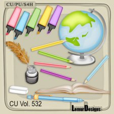 CU Vol 532 School Stuff