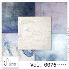 Vol. 0076 Grunge Vintage papers by Doudou's Design