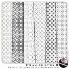 Overlays Collection 30 by MoonDesigns