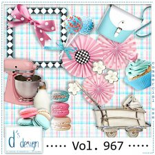 Vol. 967 - Fifties Mix by Doudou's Design