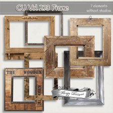 CU vol 273 Frame by Florju Designs
