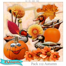 Pack 112 autumn by Kastagnette