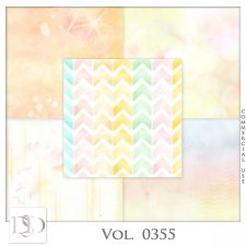 Vol. 0355 Party Papers by D's Design