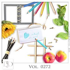 Vol. 0272 School Mix by D's Design