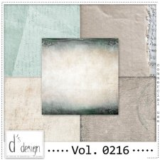 Vol. 0216 - Vintage Papers by Doudou's Design